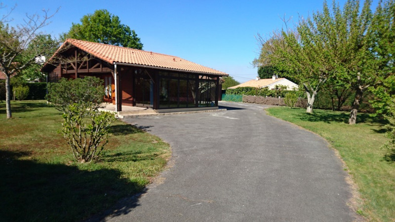 Vacation rental house / villa Gastes  - Picture 3