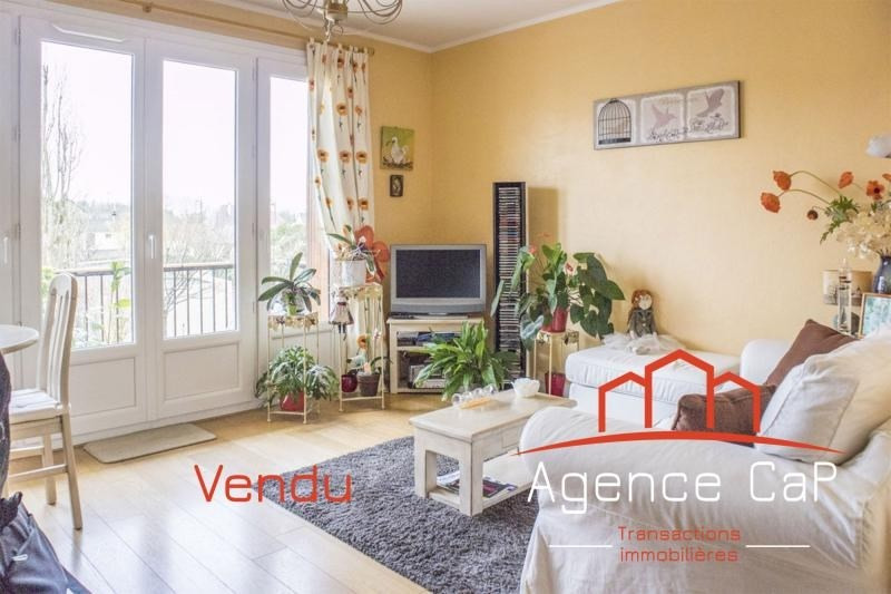 Vente appartement Bois d arcy 183 500€ - Photo 1