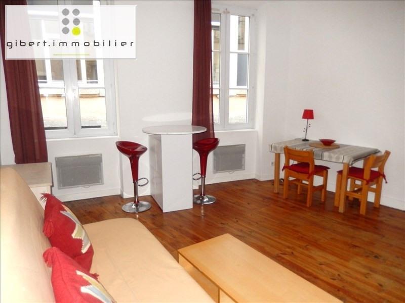 Location appartement Le puy en velay 266,79€ CC - Photo 3