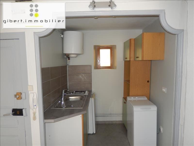 Rental apartment Le puy en velay 296,79€ CC - Picture 2