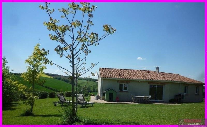 Vente maison / villa Villefranche de lauragais 299000€ - Photo 1