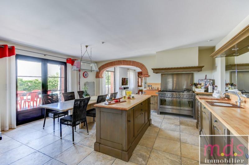 Vente de prestige maison / villa Baziege 850000€ - Photo 5