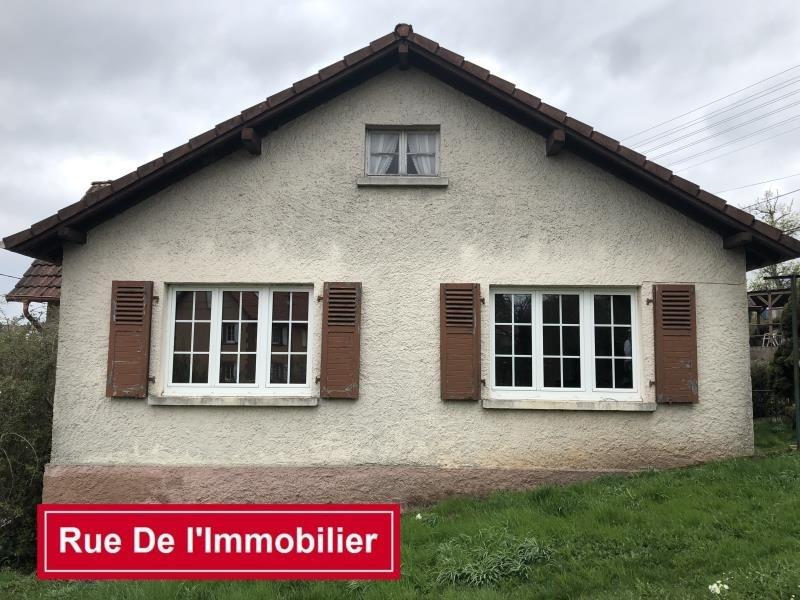 Sale house / villa Goetzenbruck 80000€ - Picture 2