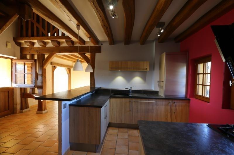 Verkoop  huis La ville aux clercs 178500€ - Foto 5