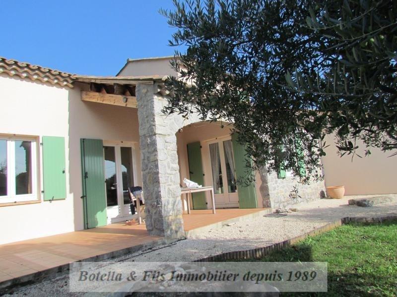 Vente maison / villa Barjac 399000€ - Photo 11
