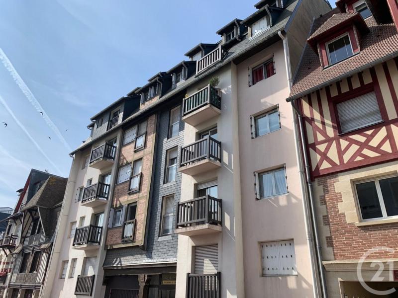 Venta  apartamento Deauville 113000€ - Fotografía 1