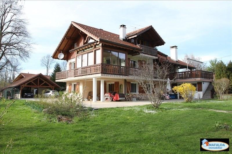 Vente maison / villa Mont saxonnex 499000€ - Photo 2