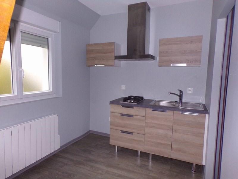 Verhuren  appartement La haye du puits 450€ CC - Foto 2