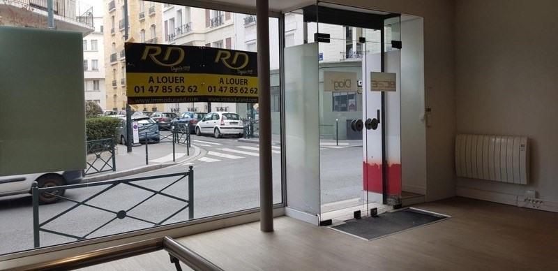 Location local commercial Asnieres sur seine 916€ CC - Photo 4