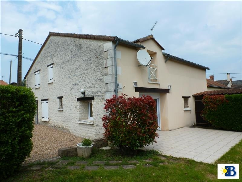 Vente maison / villa Scorbe clairvaux 181260€ - Photo 1