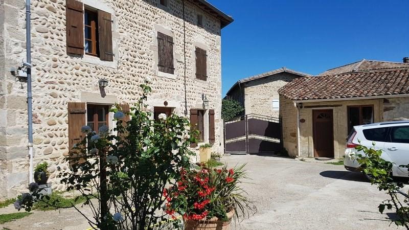 Sale house / villa Chateauneuf de galaure 430000€ - Picture 1