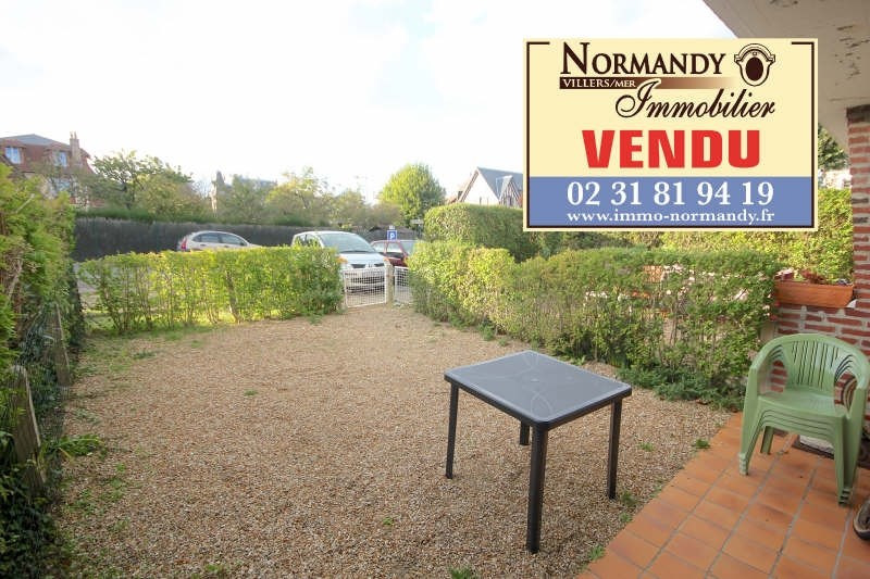 Vente appartement Villers sur mer 117 000€ - Photo 1