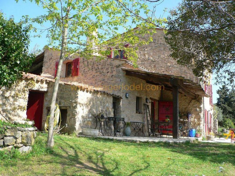 Deluxe sale house / villa Fayence 892500€ - Picture 2