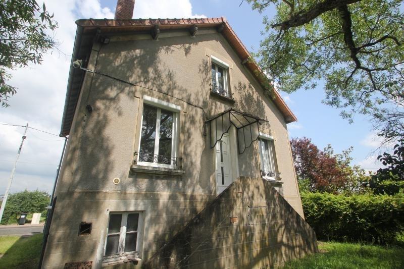 Vente maison / villa Sermoise sur loire 138000€ - Photo 1
