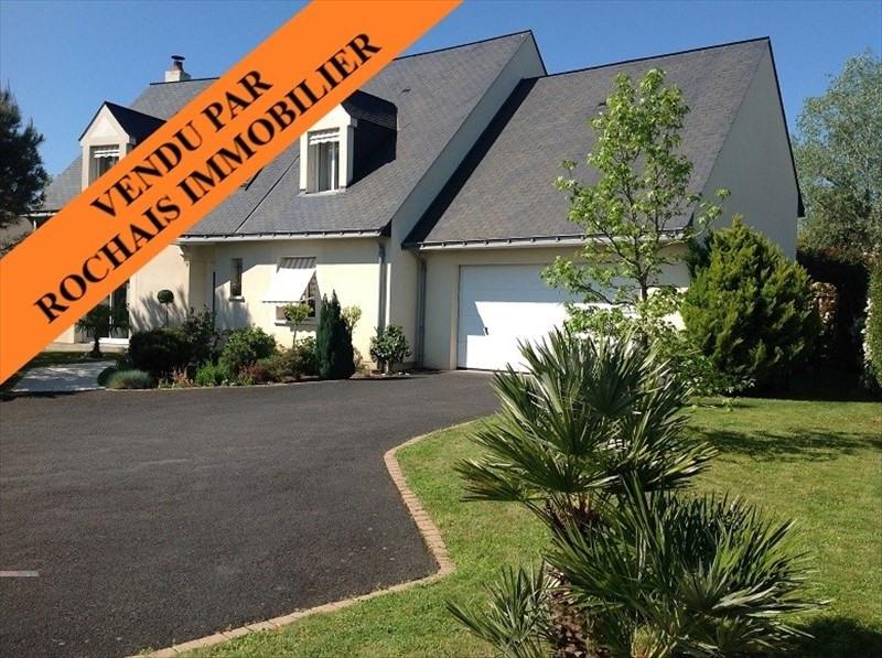 Vente maison / villa Montreuil juigne 410000€ - Photo 1