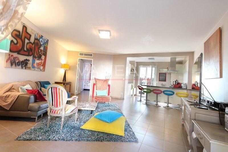 Vente de prestige appartement Juan-les-pins 377000€ - Photo 6