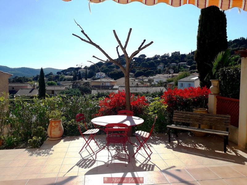Sale house / villa Bormes les mimosas 550000€ - Picture 1