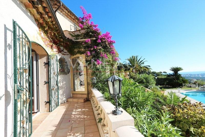 Vente de prestige maison / villa Vallauris 1995000€ - Photo 3