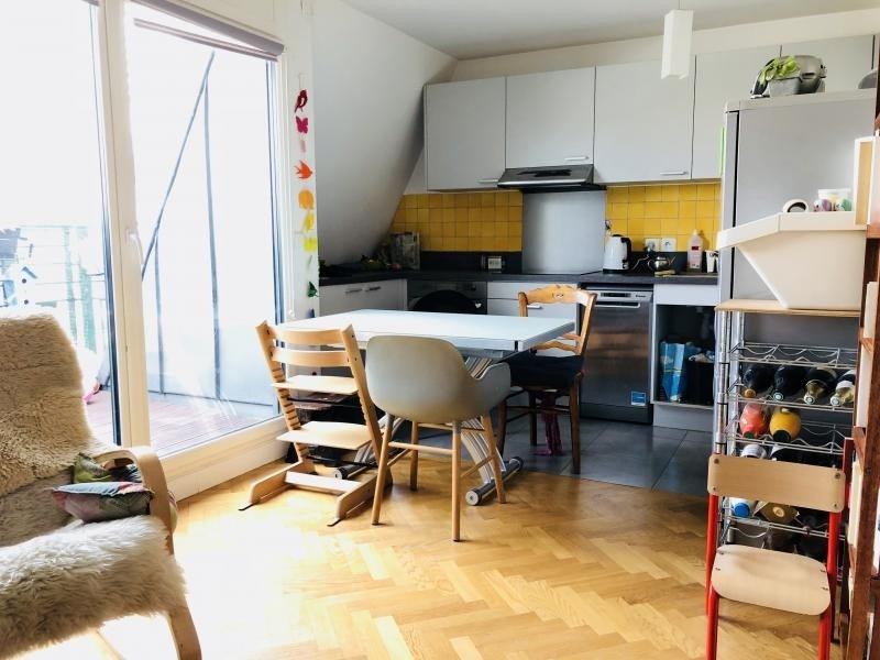 Sale apartment Paris 18ème 530000€ - Picture 3