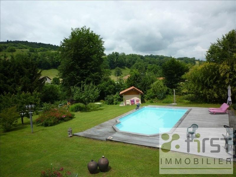 Sale house / villa Cusy 550000€ - Picture 1