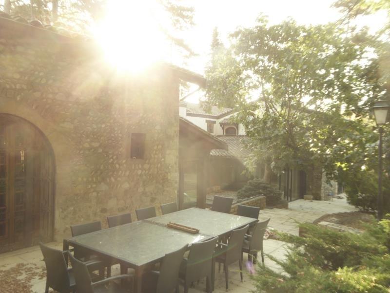 Vente de prestige maison / villa St cyr sur le rhone 599000€ - Photo 4