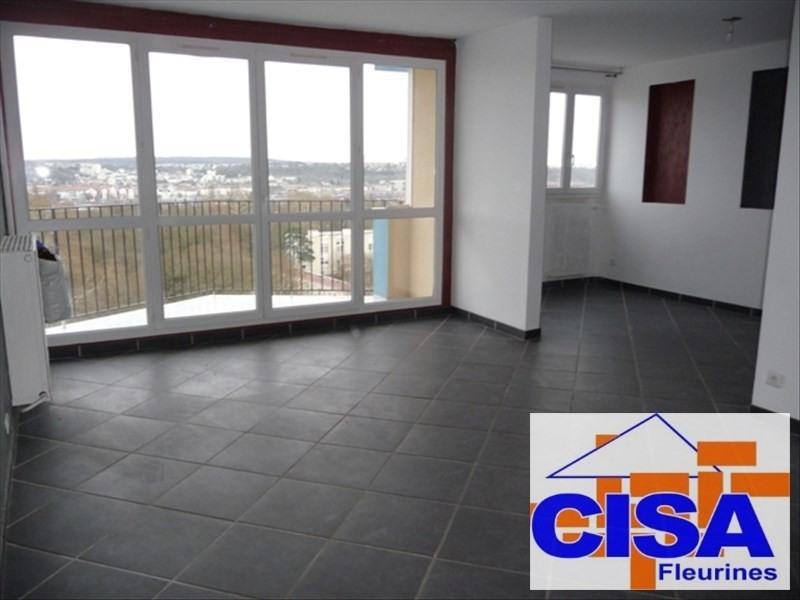 Rental apartment Nogent sur oise 900€ CC - Picture 1
