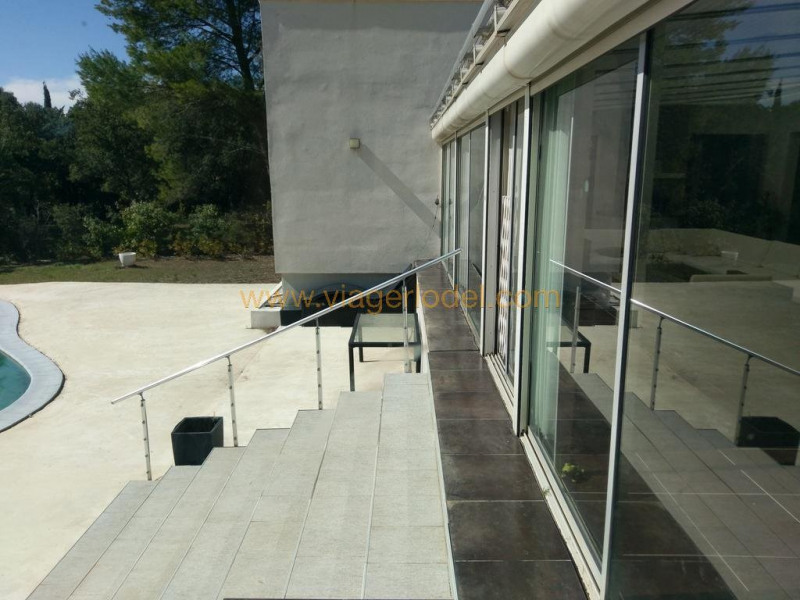 Vendita nell' vitalizio di vita casa Sussargues 150000€ - Fotografia 8