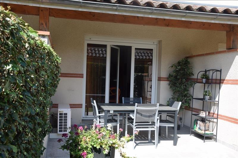 Vente maison / villa Quint fonsegrives 242000€ - Photo 2