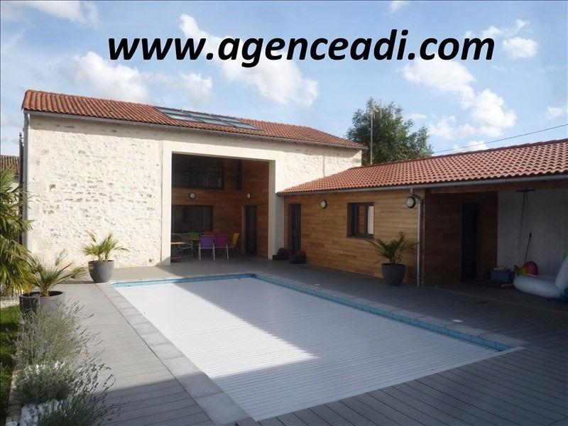 Vente maison / villa St martin de st maixent 338000€ - Photo 1