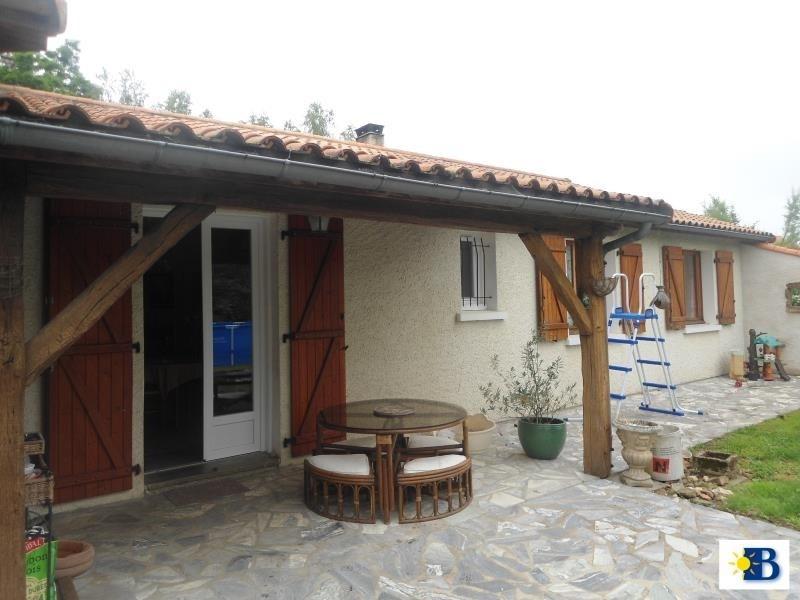 Vente maison / villa Colombiers 155820€ - Photo 1