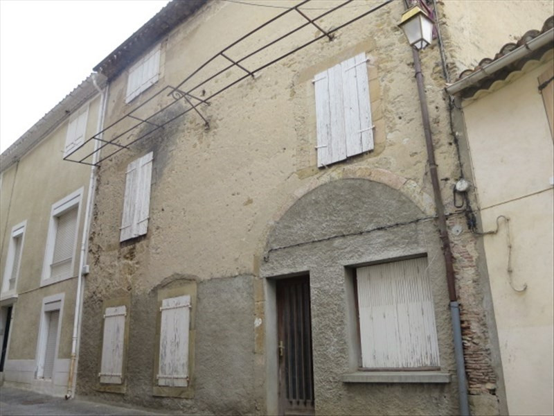 Vente maison / villa Carcassonne 62 500€ - Photo 1