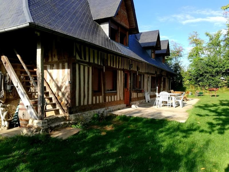 Vente maison / villa Genneville 487600€ - Photo 3