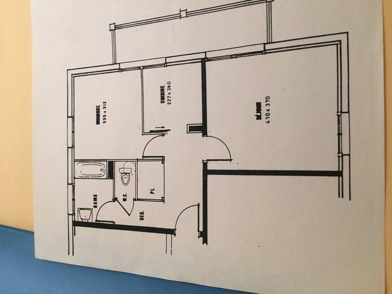 Verkoop  appartement Tourgeville 241500€ - Foto 10