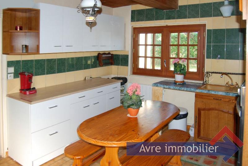 Vente maison / villa Verneuil d'avre et d'iton 101000€ - Photo 3