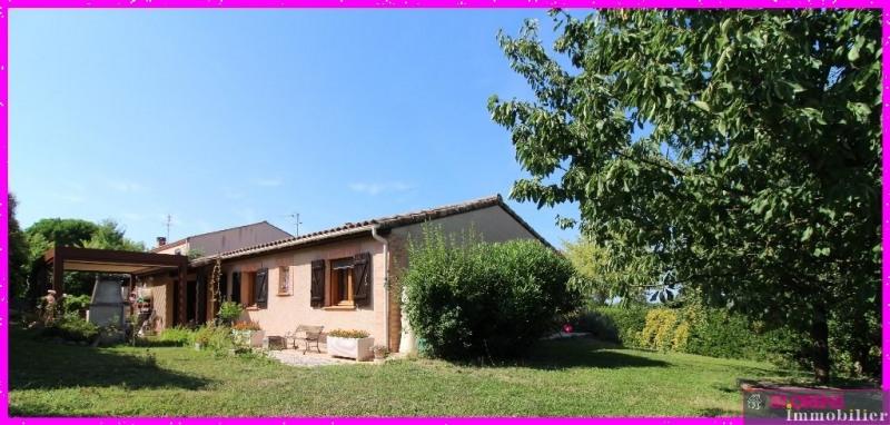 Vente maison / villa Quint fonsegrives 339000€ - Photo 1