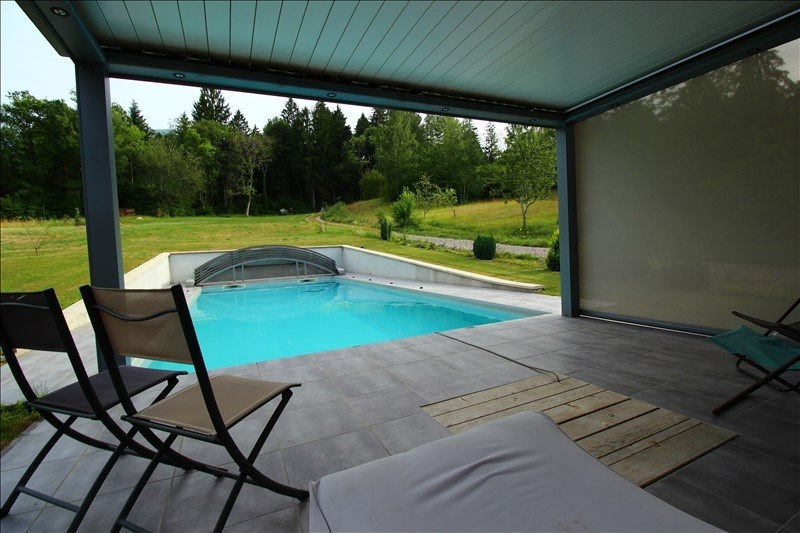Deluxe sale house / villa Amancy 570 000€ - Picture 1