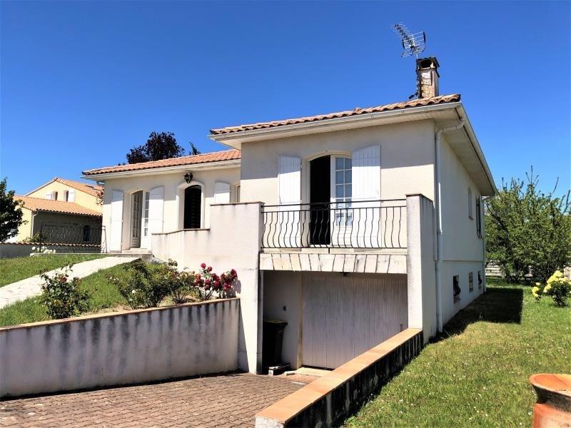 Sale house / villa Vaux sur mer 346500€ - Picture 1