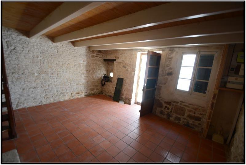 Vente maison / villa Marans 40000€ - Photo 3
