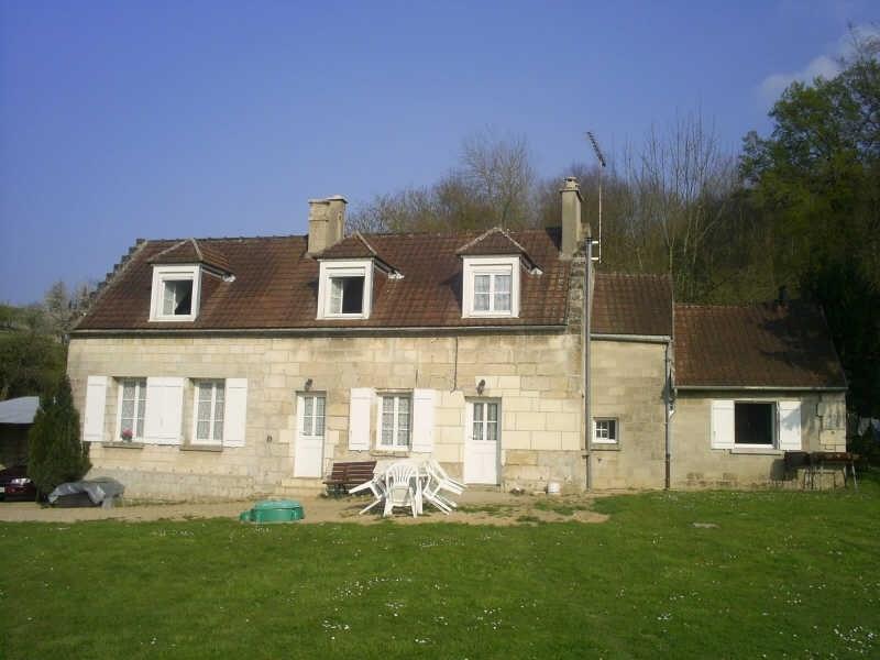 Rental house / villa Hautefontaine 840€ CC - Picture 1