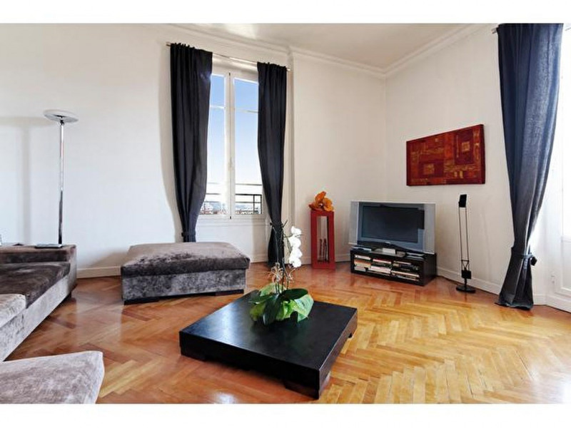 Deluxe sale apartment Nice 570000€ - Picture 3