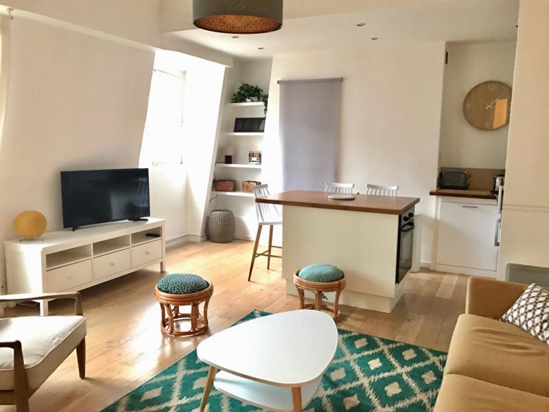 Sale apartment Paris 17ème 549000€ - Picture 1