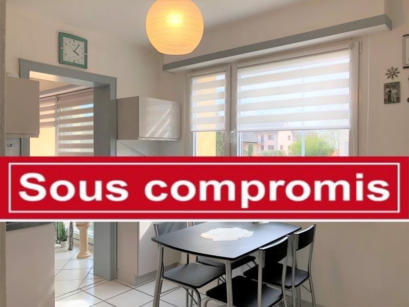 Sale apartment Marienthal 127500€ - Picture 1