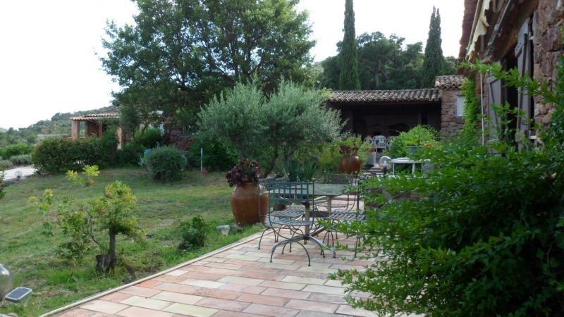 Vente de prestige maison / villa Roquebrune sur argens 1680000€ - Photo 4