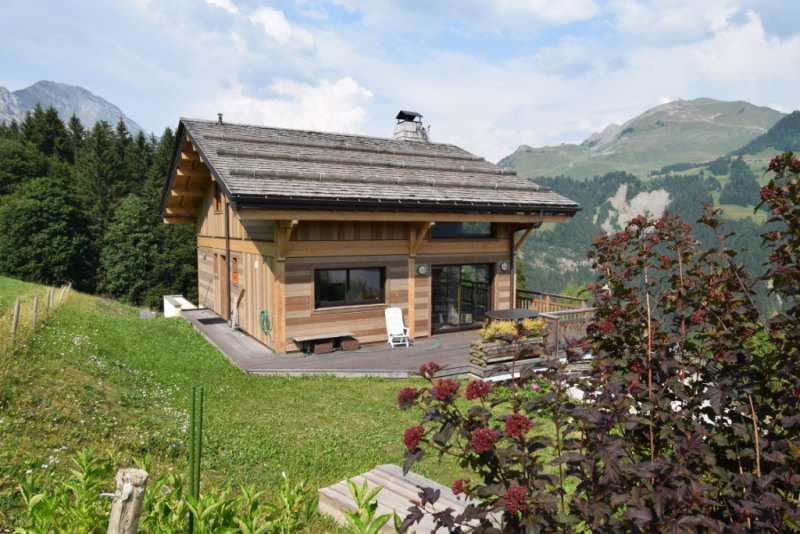 Vente de prestige maison / villa Grand bornand 980 000€ - Photo 16