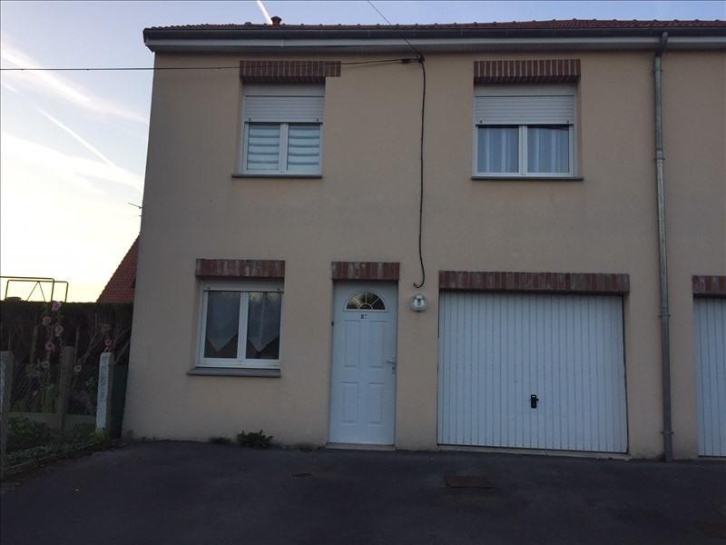 Sale house / villa Lapugnoy 117000€ - Picture 1