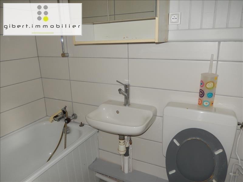 Rental apartment Le puy en velay 296,79€ CC - Picture 4