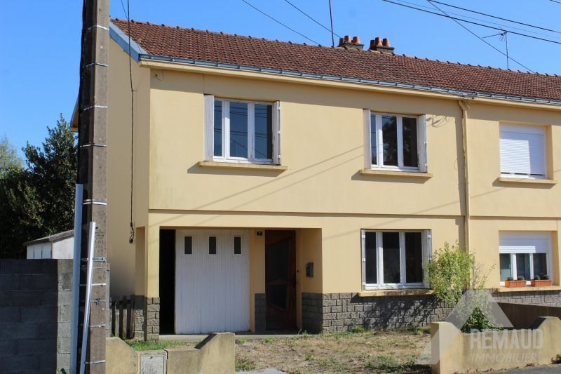 Vente maison / villa La roche sur yon 143140€ - Photo 1