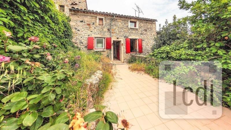 Vente appartement Aubenas 142560€ - Photo 1