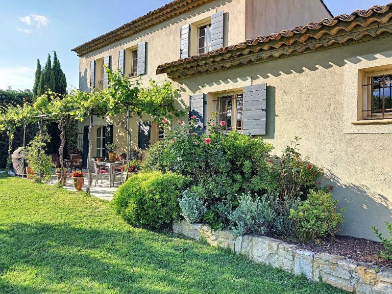 Deluxe sale house / villa Rochefort du gard 625000€ - Picture 7