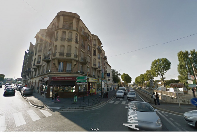 Location appartement Épinay-sur-seine 385€ CC - Photo 1